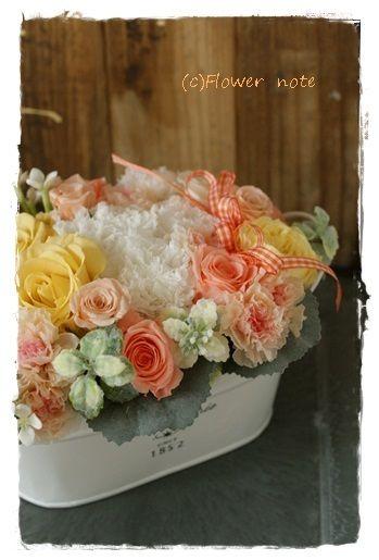 http://ameblo.jp/flower-note/entry-11566488697.html プリザーブドフラワー「お悔やみのお花」