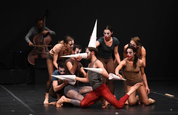 Compagnia Virgilio Sieni Danza - Dolce Vita (foto Roberto Ricci)