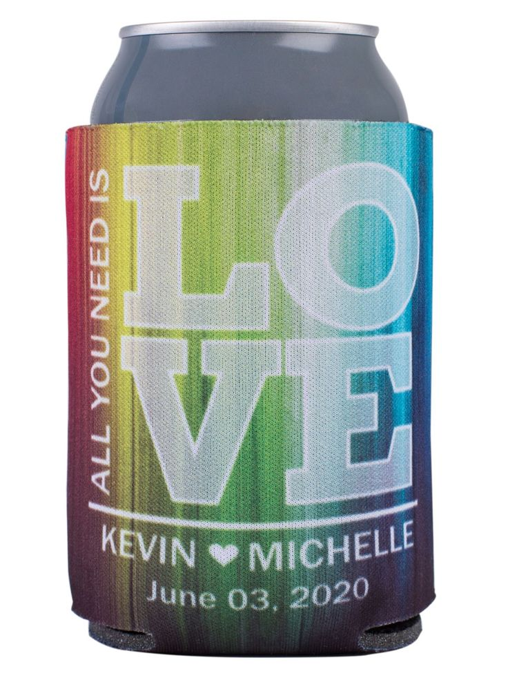 Kool A Brew Can Coolers ~ Best full color wedding can coolers images on pinterest