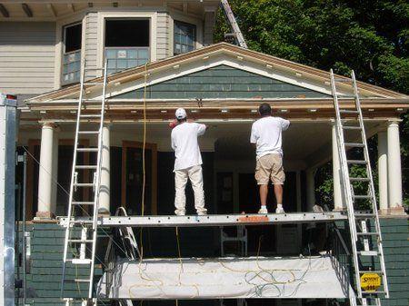 118 best exterior color combos images on pinterest color Temperature to paint exterior house