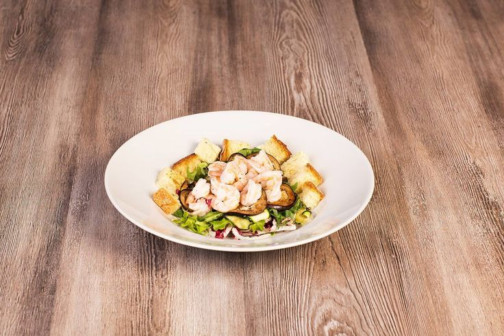 SHRIMPS  • insalata mista (radicchio,insalata verde,spinaci) • zucchine e melanzane grigliate • gamberi bolliti http://www.bourmet.it/insalatone.php#Shrimps