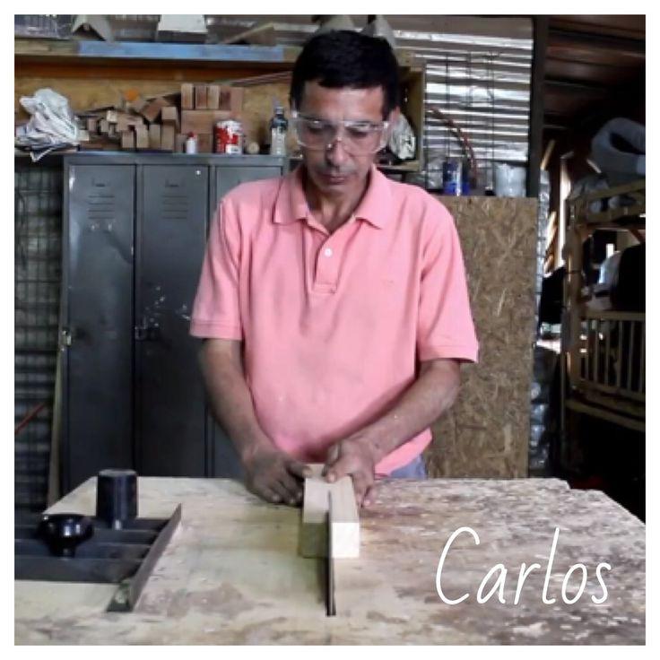 Carlos carpintero reo de la carcel de Colina2