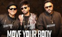 Move Your Body Sean Paul And Badshah
