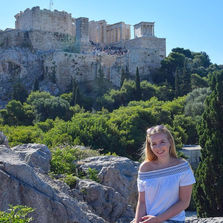 """82 Likes, 3 Comments - Valerie Sawatzky (@mama.sawatzky) on Instagram: """"Wednesday Wisdom 🇬🇷 What's in a name? Plenty! At The Acropolis in Athens, The Parthenon is,…"""""""