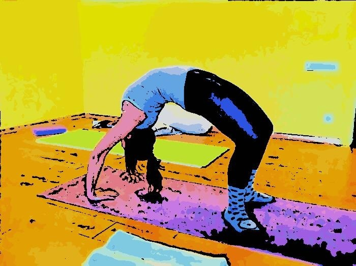 Some call it as yoga, i call it as freedom #yoga