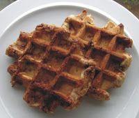 Brusselse & Luikse Wafels - twee recepten