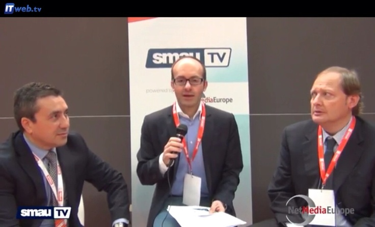 Arena Success story in it4fashion after winning in SMAU Rome the ICT innovation award