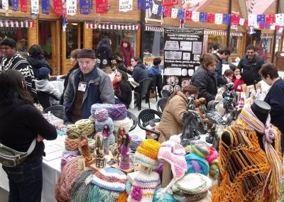 Comenzó Feria de Artesanía en Puerto Natales | El Magallanews.cl, Noticias de Punta Arenas y Magallanes