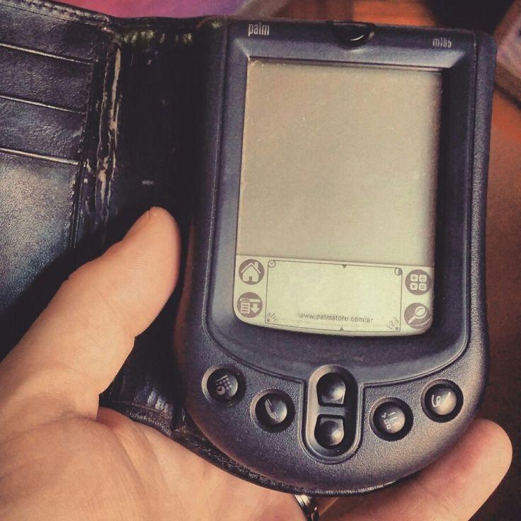 Palm M105.
