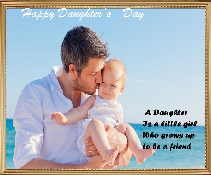 National Daughter Day 2015 Quotes - http://www.quotesmeme.com/quotes/national-daughter-day-2015-quotes/