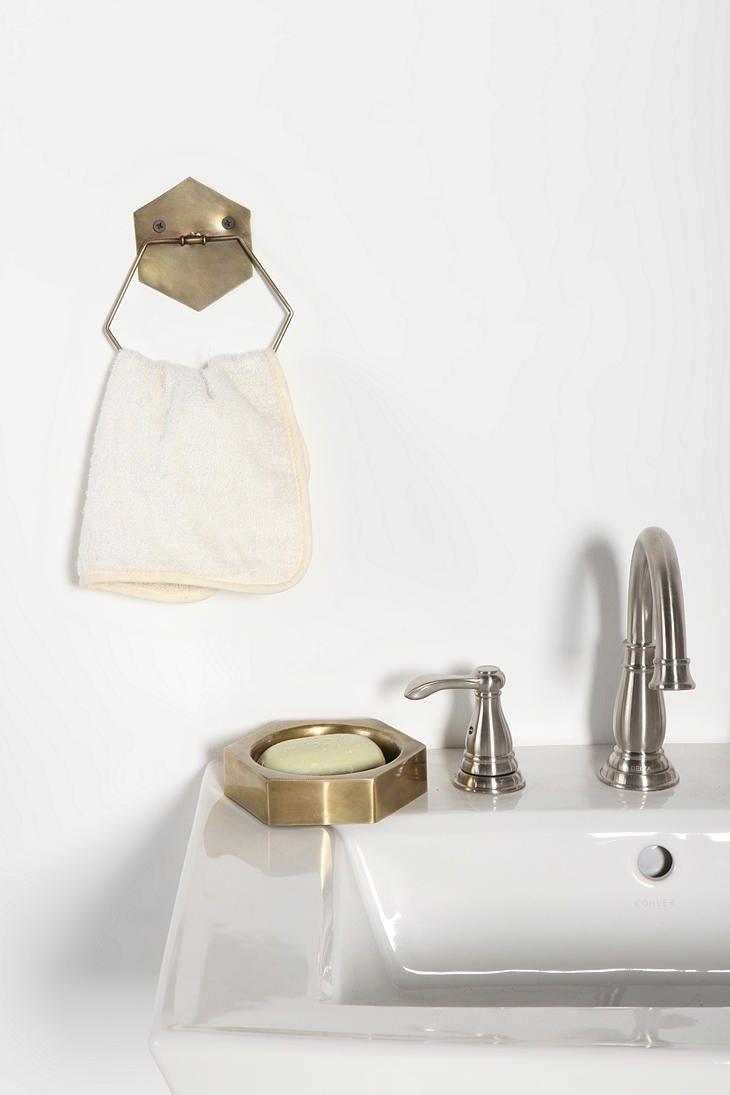 Farmhouse Towel Rings Ideas Onindustrial