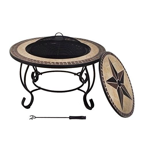 Harima Alaz - Tavolo per caffè, braciere per giardino o p... https://www.amazon.it/dp/B01BDGBO0O/ref=cm_sw_r_pi_dp_LKrFxbQPW0EGX