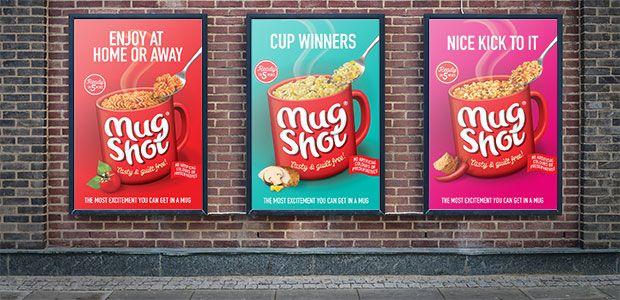 #mugshot #pasta #noodles #branddesign #branding #packaging #packagingdesign #hotsnacking #snack #healthy
