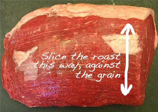 It's all about slicing meat against the grain!  It will make the difference!  www.redmeatmarket.com