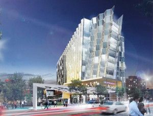 Downtown Edmonton hasn't had a new hotel since the 70s. Now it's getting two luxurious ones.  -Richard Crenian