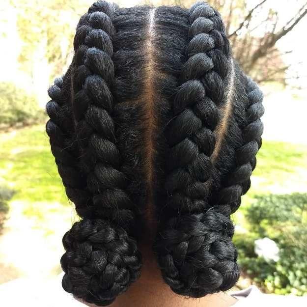 Cornrow Female Styles 2018-2019 Cornrow Hairstyles