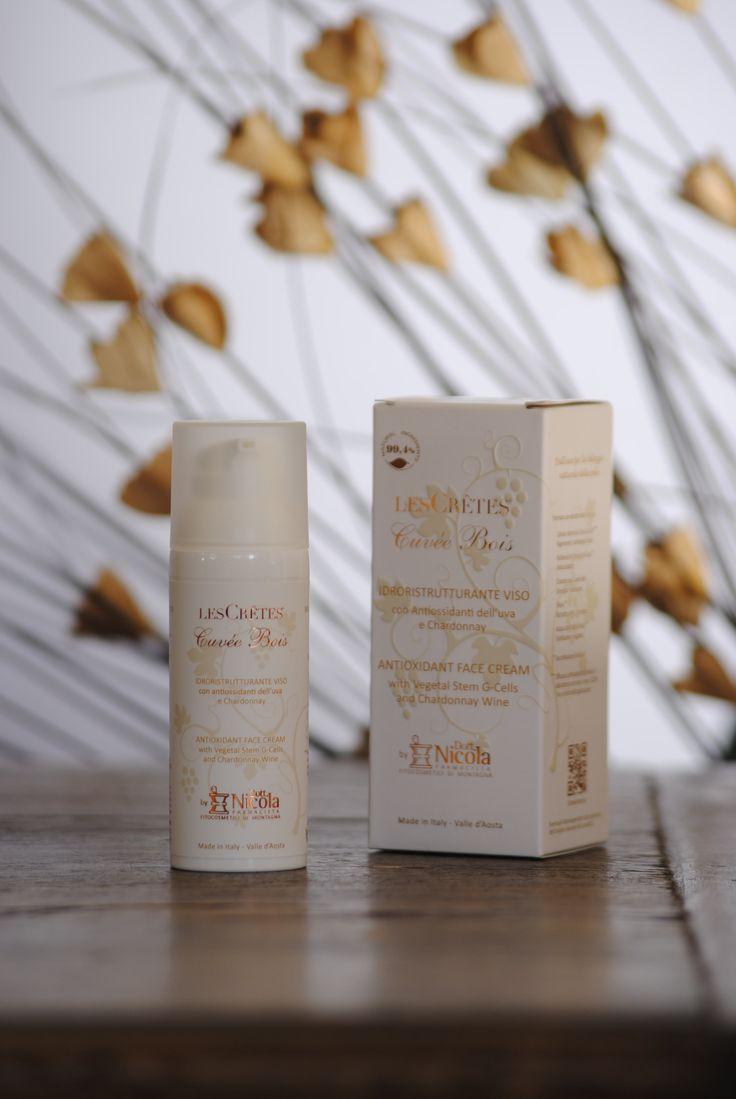 Cuvée Bois Face Cream