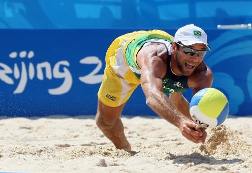 Beach Volleyball Olympic