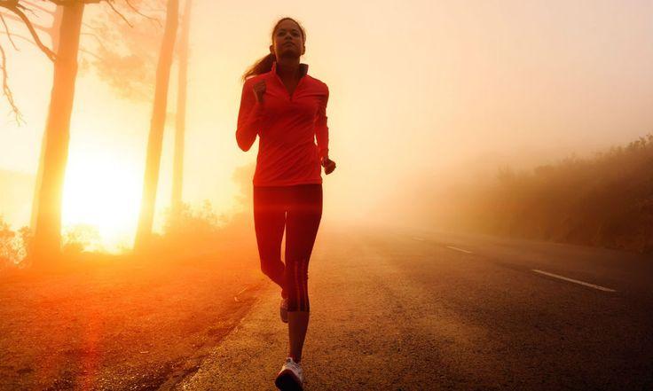 Odchudzanie przez bieganie - jak biegać żeby schudnąć? Kompendium wiedzy.