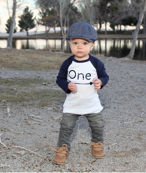 Birthday Shirt for boys First Birthday Shirt by MadelynAshleyBtq