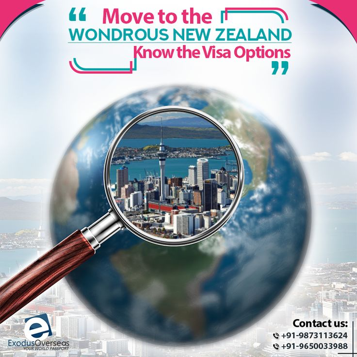 Build a life in the wondrous country of New Zealand with Immigrant Visa from Exodus Overseas. Know all the various visa options from our experts. Contact Mr. Pankaj Malhotra (Ex-Visa Officer) Ph: +91-9650033988. For any visa other than student contact Ms. Rajni Garg (Licensed immigration advisor) at +91-9873113624.  #ExodusOverseas #Licensed #Immigration #Visa #Advisor #VisaApplication #Expert #newzealand  #visaacquisition