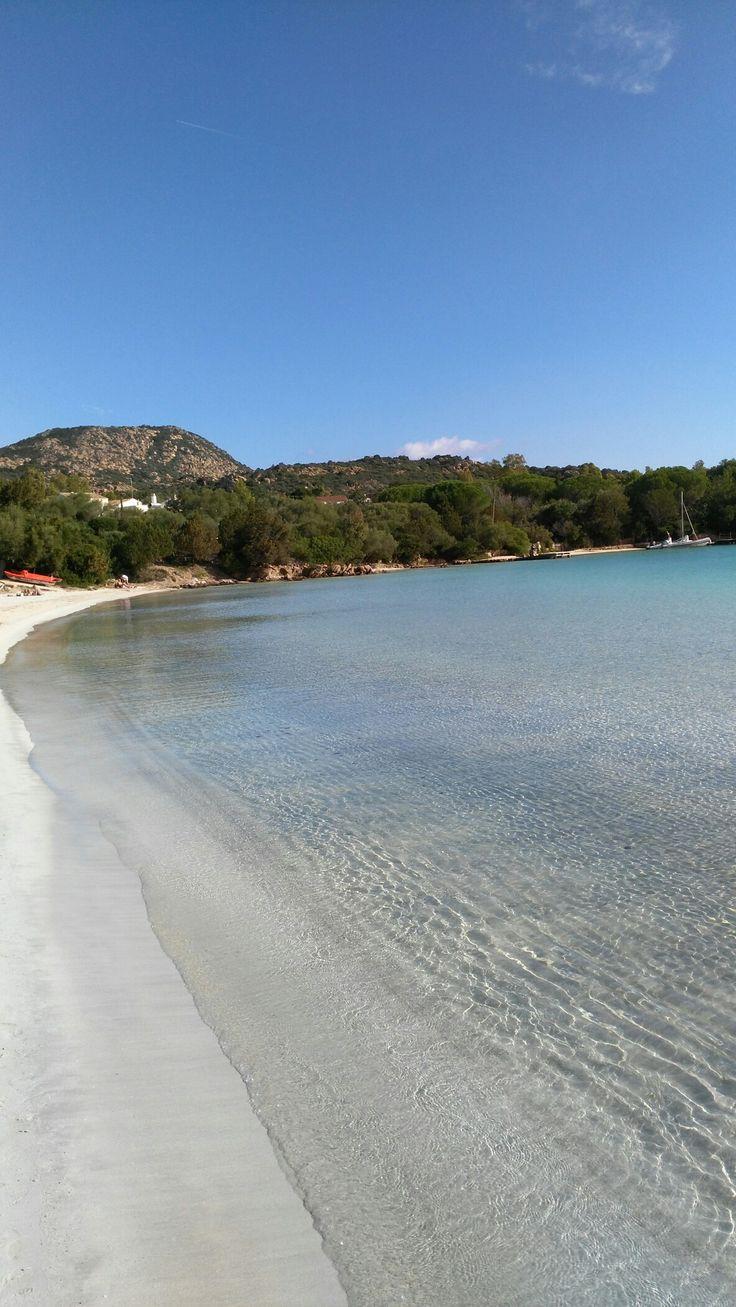 Spiaggia di Porto Istana Sardegna