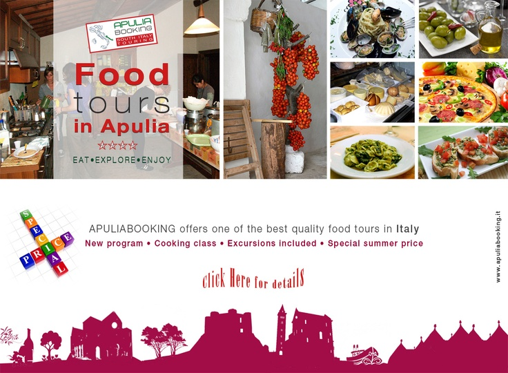 info: booking@apuliabooking.it