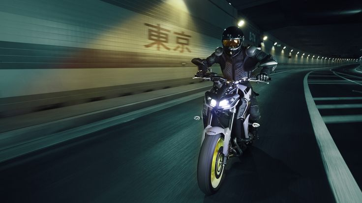 Ini Dia Tampilan Baru Naked Bike Yamaha MT-09 2017