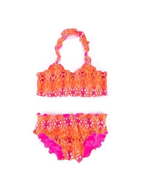 Heidi Klein Kids 'Clara' reversible bikini