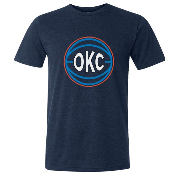 OKC Basketball T-Shirt