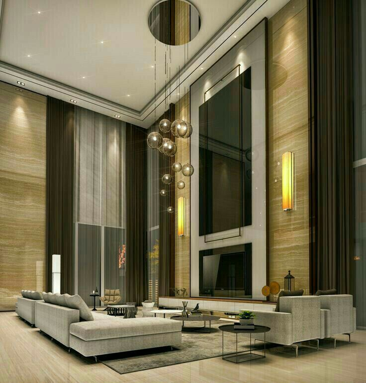 Pin By Chitra Jane On Interior House Design Luxury Living Room