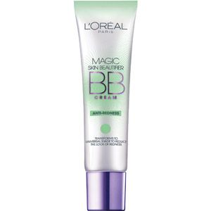 L'Oreal Paris Magic Skin Beautifier BB Cream, 820 Anti-Redness, 1 fl oz $7.96