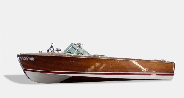 Riva Florida - Super Florida' Mahogany Motorboat, with Trailer   Classic Driver Market