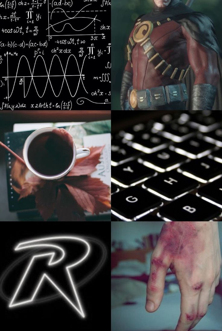 "dccomics-aes: ""red robin aesthetic """