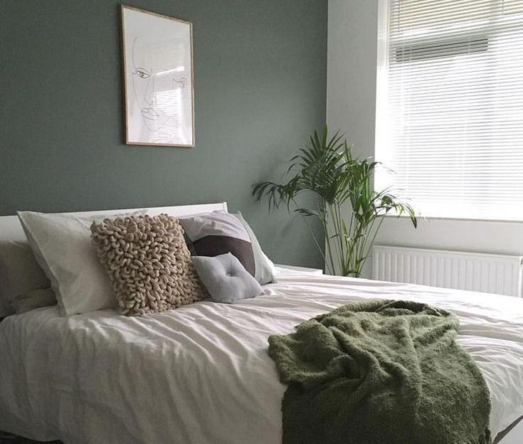 45 Most Popular Green Bedroom Design Ideas