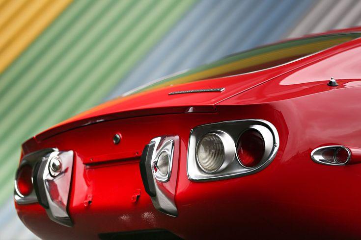 Japanese Sports Car Trio, Round Two: Toyota 2000GT, Nissan Skyline GT R