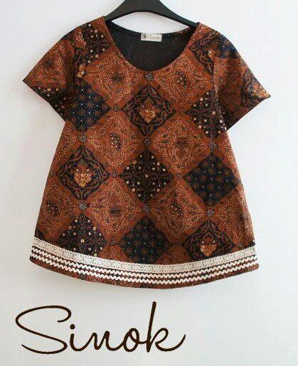 Batik sogan