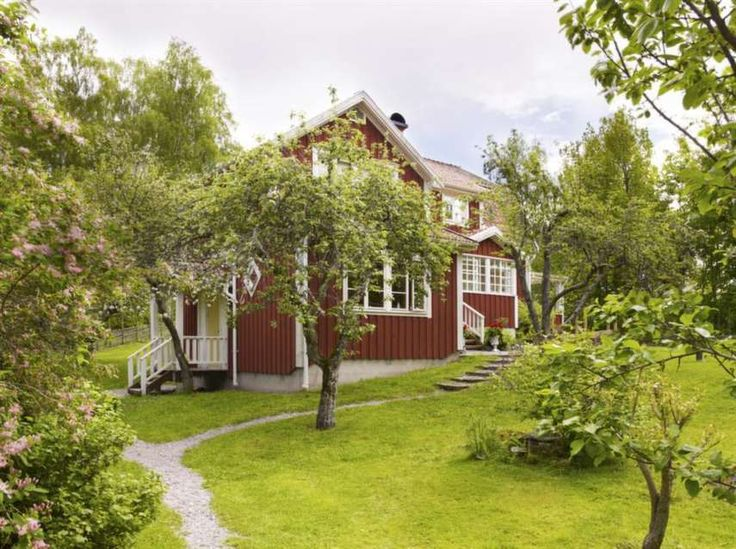 Cottage in Sweden | Inspiring Interiors