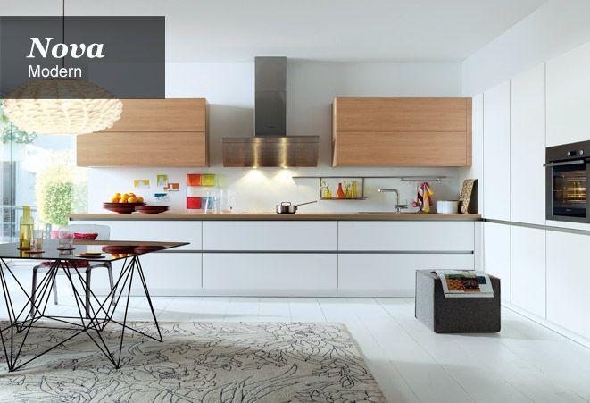 Modern Range | Schuller Kitchens | DSI Kitchens and Bathrooms