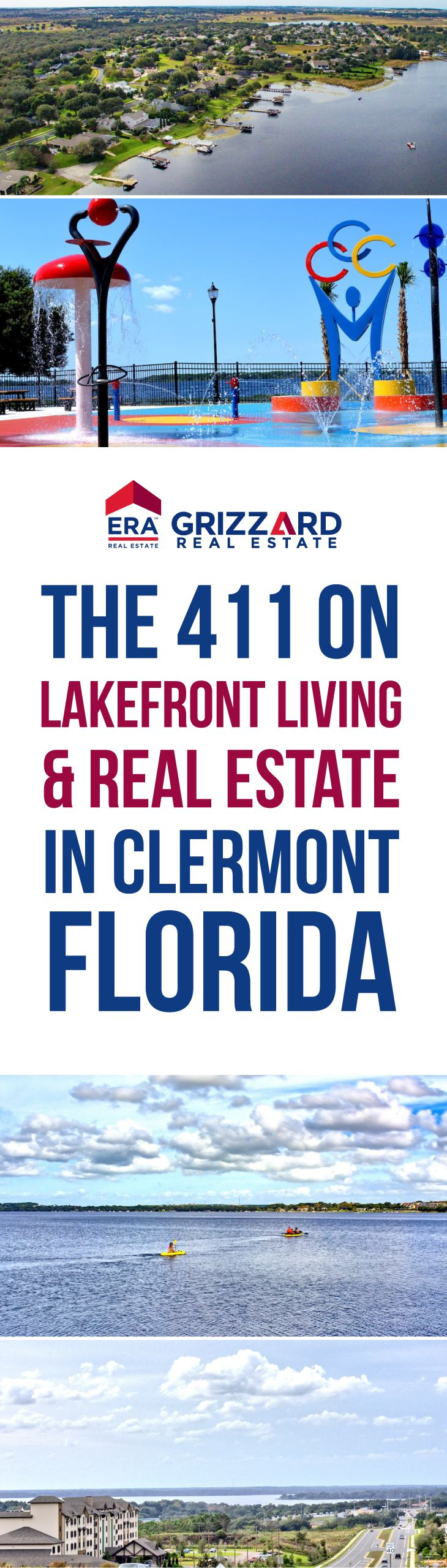 Learn all about one of the top Real Estate lifestyles in Clermont, Florida - lakefront! Browse the hottest lakefront homes for sale in Clermont, to recreation, and the best places to live the lifestyle!