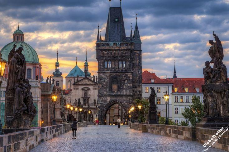 Карлов Мост, Прага, Чехия Достопримечательности Праги, Charles Bridge Prague Czech Republic