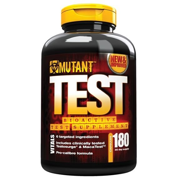 Mutant Test | Testosterone Boosters - The UK's Number 1 Sports Nutrition Distributor | Tropicana Wholesale