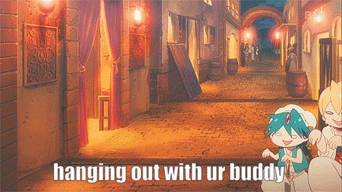 Imagen de aladdin, alibaba saluja, and anime