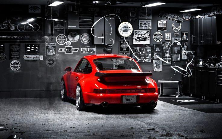 Porsche 911 Turbo Type 964 #porsche - LGMSports.com