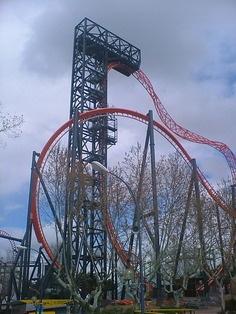 Theme park Parque de Atracciones