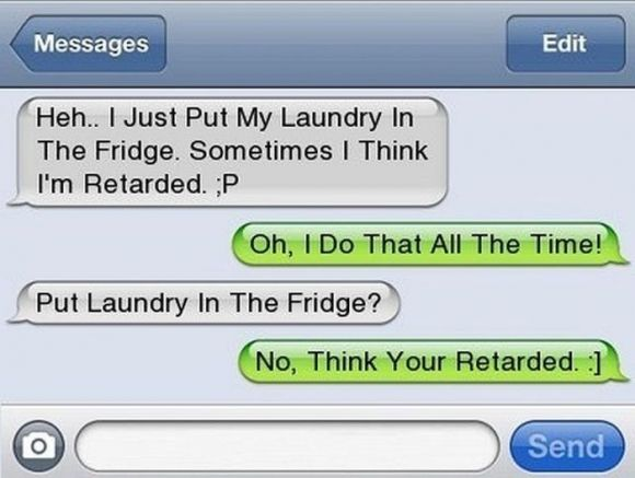 funny text messages gone wrong