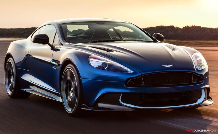 2017 Aston Martin Vanquish S Revealed