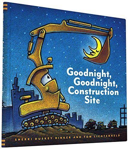 Preschool Craft Goodnight Goodnight Construction Site