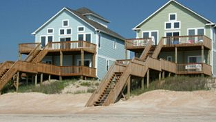 Beach house rental tips from The Travel Channel! #OuterBanks #OBX