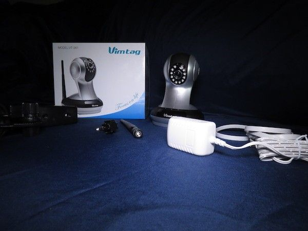 A Review of the Vimtag 361 Wireless Camera, is it Good as a Security, Pet or Baby Cam?